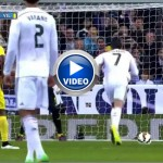 Cristiano Ronaldo Goal vs Villarreal