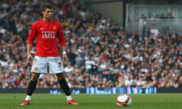 At Manchester United Ronaldo Was The Best Free Kick Taker I Ever Watched Sir Alex Ferguson