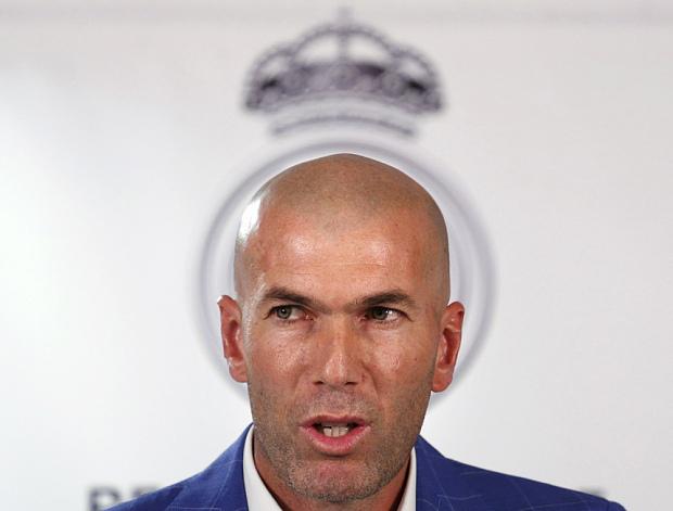 Zidane issues warning to Cristiano Ronaldo, Bale and Benzema