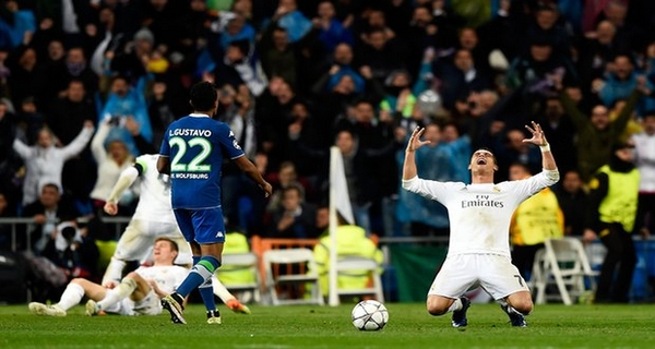 Ronaldo Champions League records