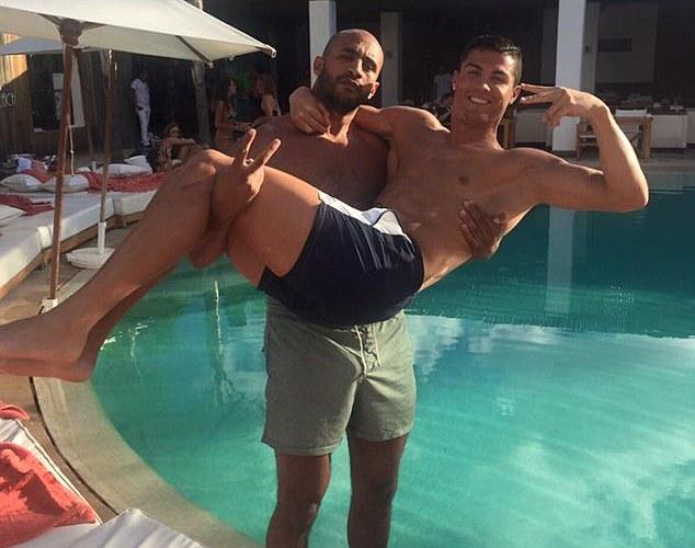 C Ronaldo Pale ea Bongoaneng