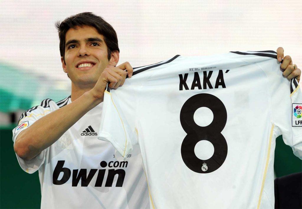 Kaka on Why Real Madrid will win La-Liga this season not Barca