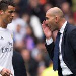 FINALLY! Zidane talks about Ronaldo substitution as he explains his decision.