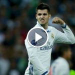GOAL by Morata: Real Madrid vs Espanyol [Video]
