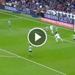 Cristiano Ronaldo Goal vs Real Batis In Today Match