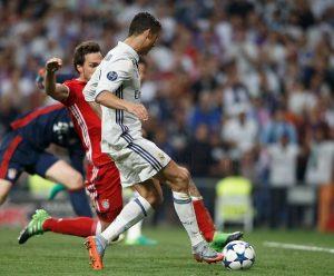 Bayern vs real madrid 2021
