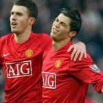 Michael Carrick opens up on Cristiano Ronaldo