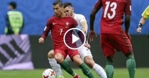 Video – Cristiano Ronaldo vs New Zealand